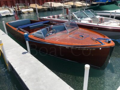 1949 Chris Craft 22ft Sportsman