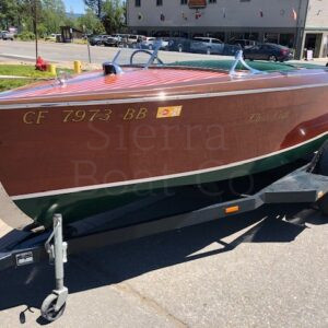 1942 Chris Craft 17ft Custom Runabout