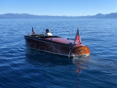 1942 Chris Craft 17ft Deluxe Runabout