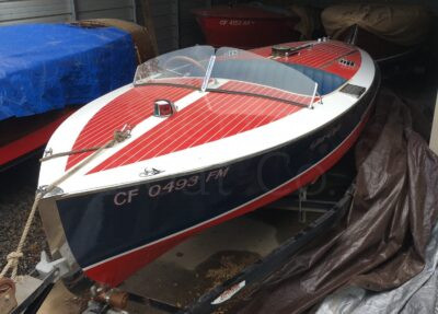 1936 Chris Craft Special Raceboat 16